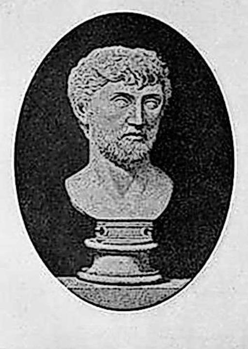 Titus Lucretius Carus, in Deutschland ...ernden Bericht über die Pest in Athen.  | Foto: bz