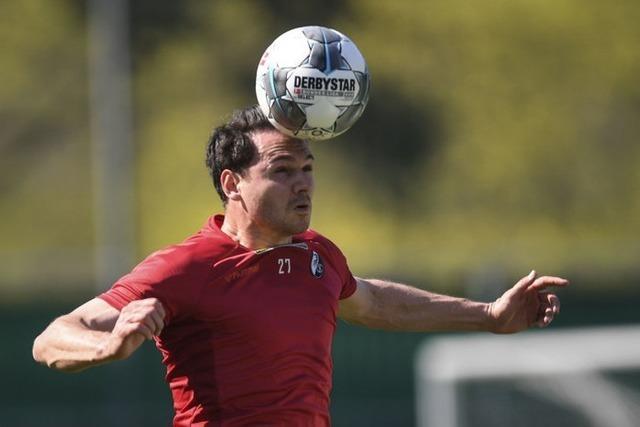Wie der SC Freiburg unter Corona-Bedingungen trainiert