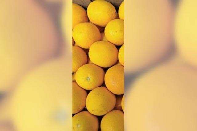 Spanien liefert weiterhin Obst und Gemüse