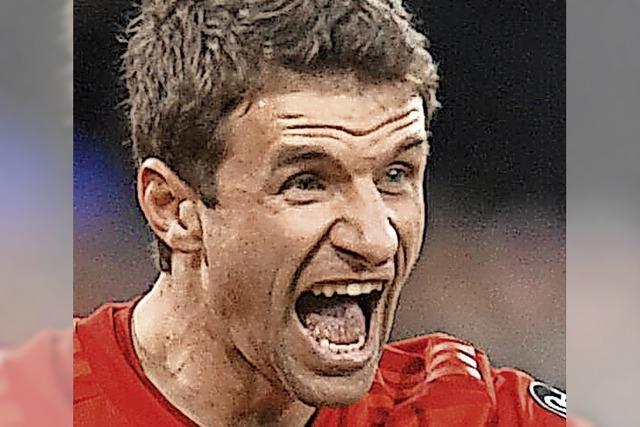 Müllers Vertrag bei den Bayern verlängert