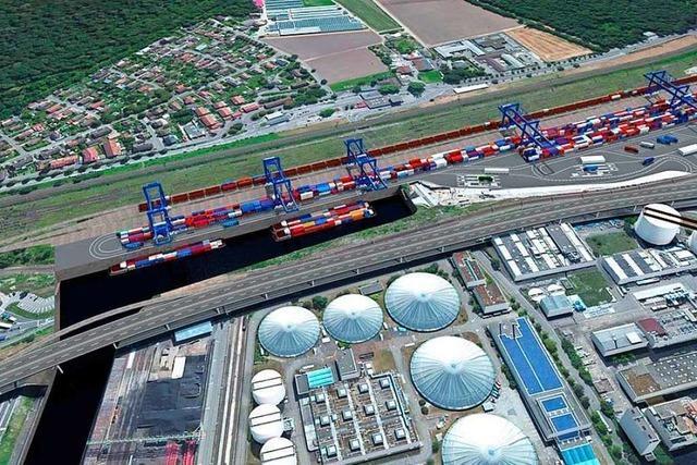Die Pläne bleiben beim Gateway Basel Nord unverändert