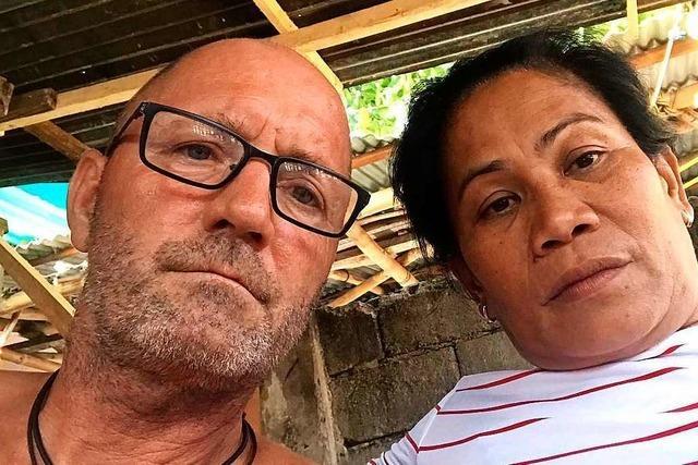 Zwei Urlauber aus Gundelfingen stecken auf den Philippinen fest