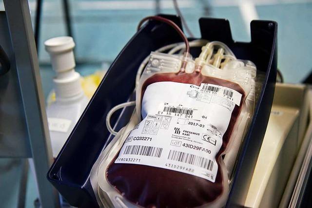 Traditionelle Blutspende am Ostersamstag in Elzach abgesagt