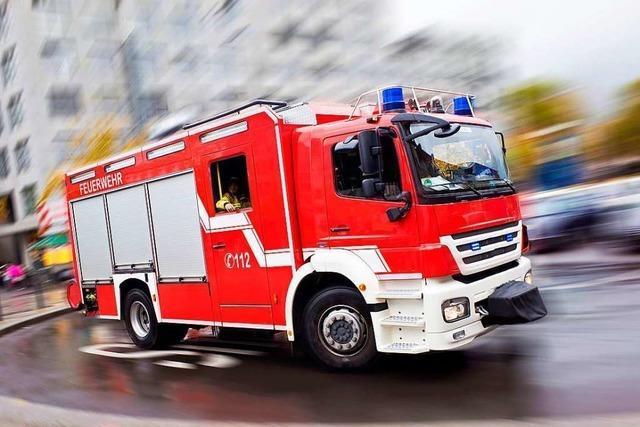 Brand in einem Kollnauer Mehrfamilienhaus – Polizei ermittelt