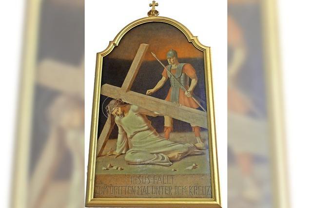 Erinnern an Leiden und Sterben Jesu