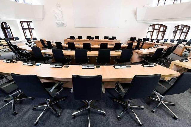 Stadt Freiburg erwägt wegen Corona-Krise eine Haushaltssperre