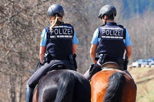 Polizei zeigt in Lörrach 30 Verstöße gegen die Corona-Verordnung an