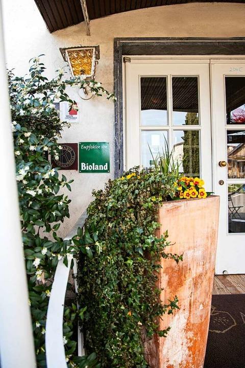 Eingang der Alten Post   | Foto: Joss Andres
