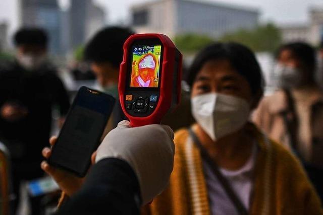 In China entsteht eine neue Normalität mit dem Virus