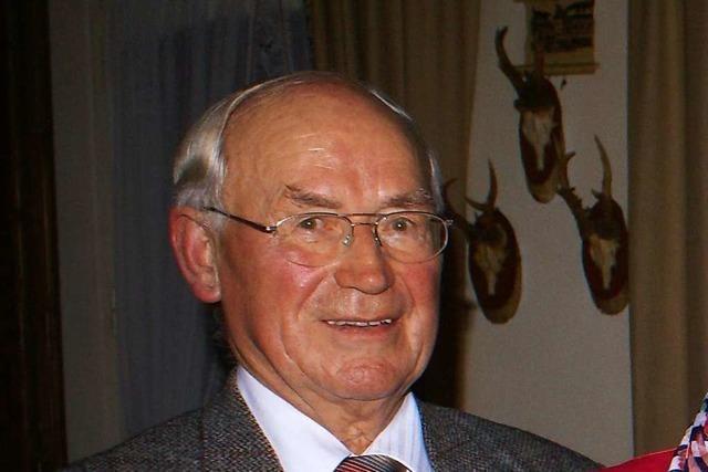 Görwihl trauert um Alt-Bürgermeister Scheuble