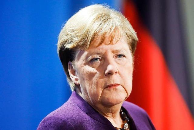 Angela Merkel zu Corona: