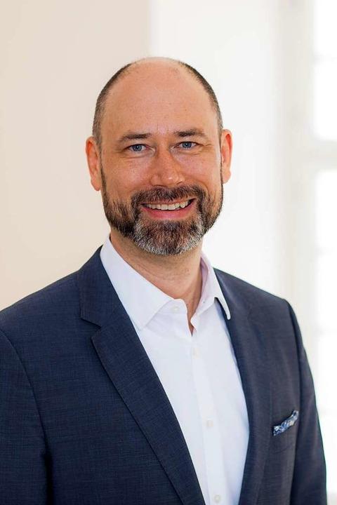 Bert te Wildt ist Chefarzt der Psychosomatischen Klinik Kloster Dießen.    Foto: --- (dpa)