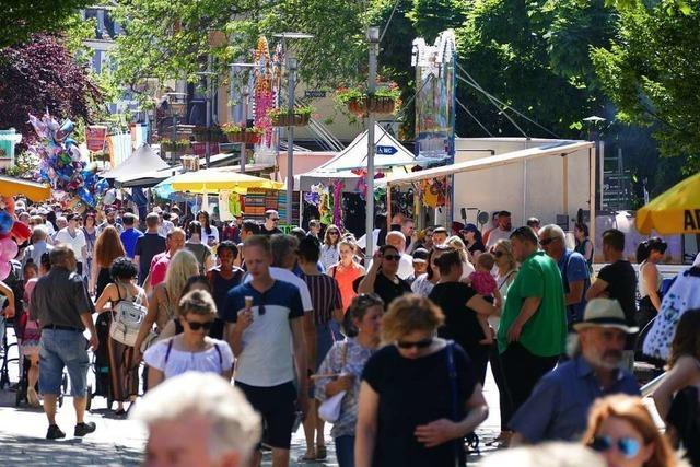 Das Cityfest in Rheinfelden findet dieses Jahr nicht statt