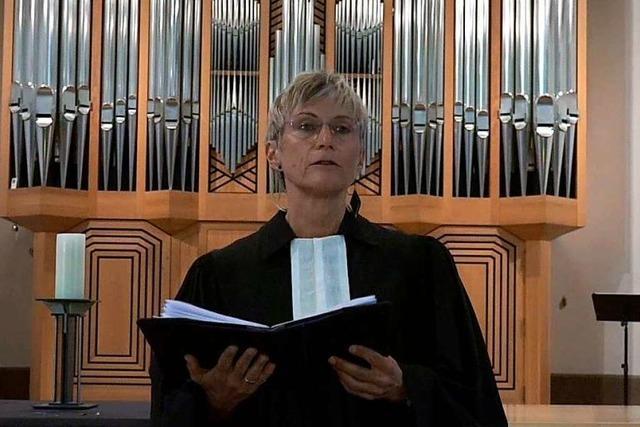 Video: Karfreitagsgottesdienst aus der Evangelischen Stadtkirche Schopfheim