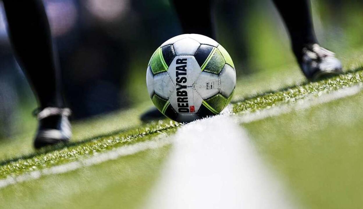 Wann kann der Ball wieder rollen?    Foto: Patrick Seeger