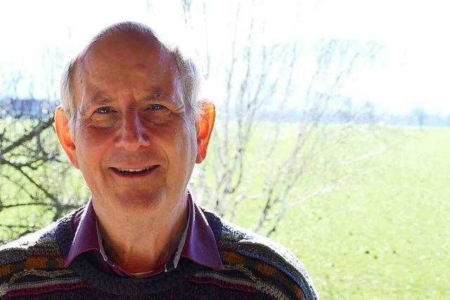 Gidon Horowitz ist einer der bekanntesten Märchenerzähler Deutschlands