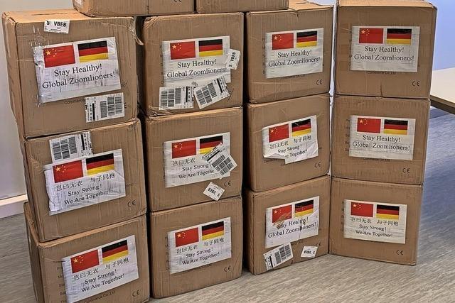 Deutsch-chinesische Solidarität