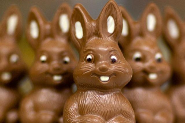 Video: So stellen Sie Schokoladen-Osterhasen selbst her