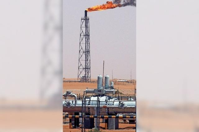 Erdölstaaten kürzen die Produktion