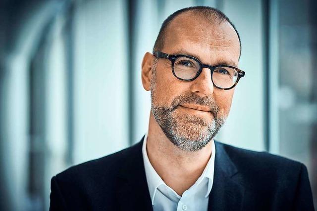 Festspielhaus-Intendant Benedikt Stampa: