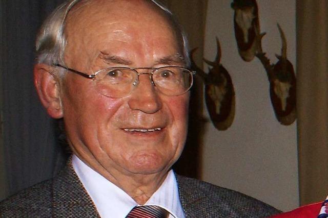 Drei Jahrzehnte war er Bürgermeister: Görwihl trauert um Harald Scheuble