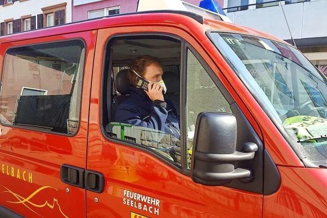 Seelbacher Feuerwehr appelliert an die Bevölkerung