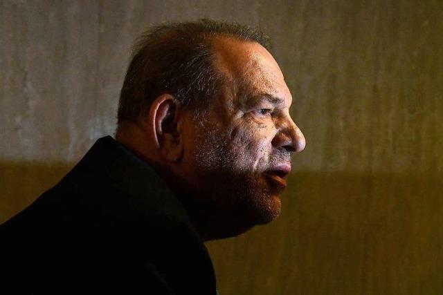 Weitere Vorwürfe gegen Harvey Weinstein in Los Angeles