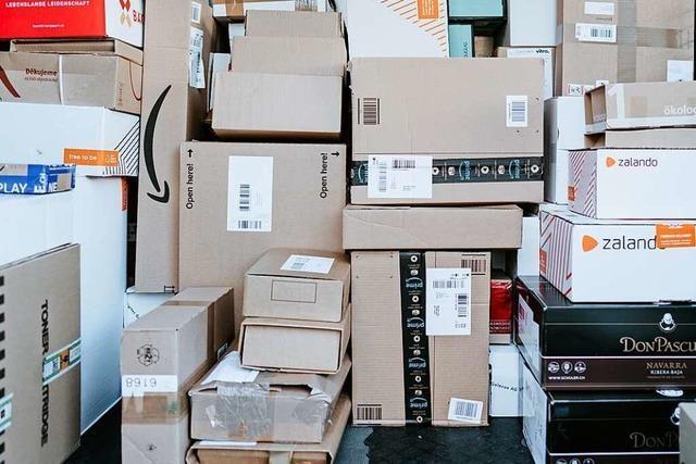 Mehr Internet-Bestellungen führen in Postfilialen zu Wartezeiten