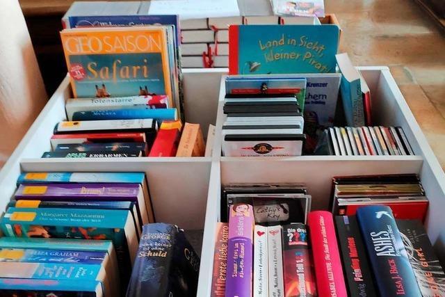 Katholische Bücherei St. Martin in Hochdorf bietet Lesestoff für die Ferien an