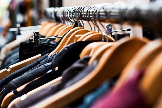 Nächster Kleidermarkt in Munzingen findet erst im Oktober statt