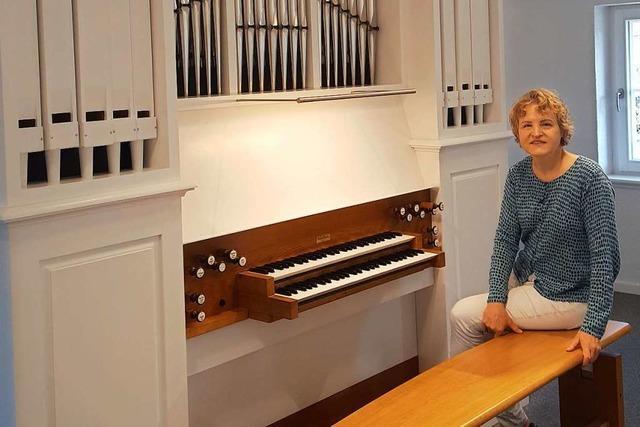 Katharinenkirche hat eine neue Orgel – Weihe findet online statt