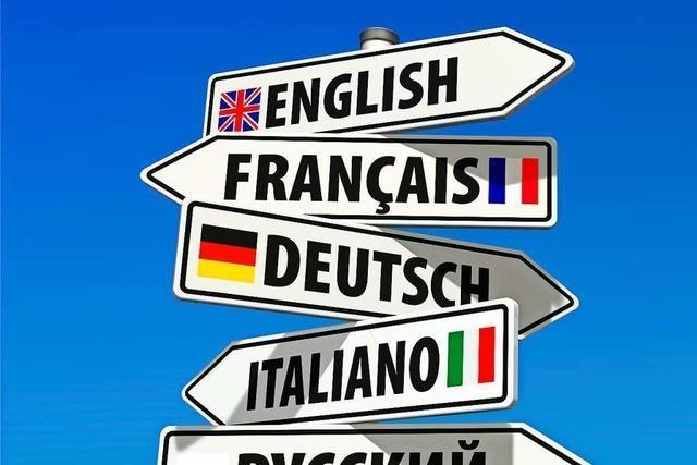 Was tun, wenn nicht alle bei einer Familienfeier Deutsch reden?