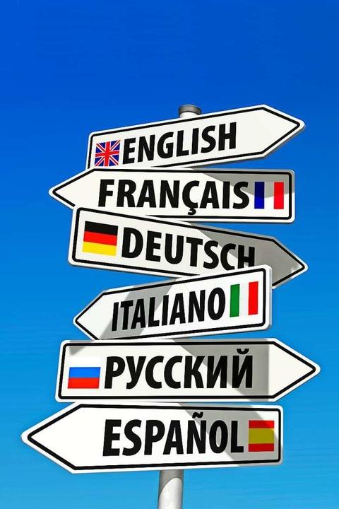 Was tun, wenn nicht alle alle Sprachen verstehen?  | Foto: Oliver Boehmer