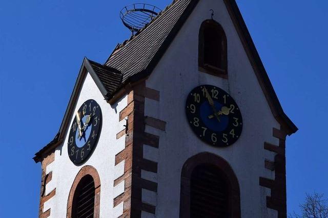 Im Homeoffice ersetzt die Dorfkirche das Fridolinsmünster