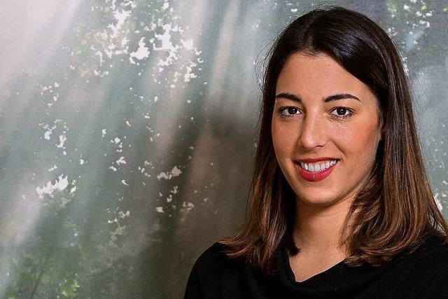 Als Bestatterin ist Sandra Müller ein Ankerpunkt in Krisenzeiten