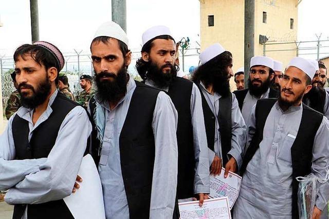 Weitere 100 inhaftierte Taliban kommen in Afghanistan auf freien Fuß