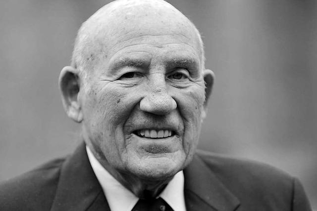 Ritter mit Bleifuß: Motorsport-Legende Sir Stirling Moss gestorben