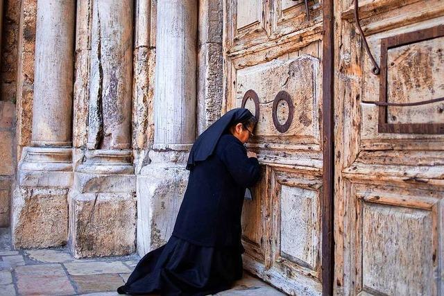 (Un-)heilige Stille: Ein Streifzug durchs verlassene Jerusalem