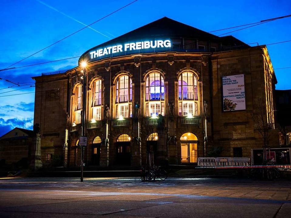 Theater Freiburg  | Foto: Elias Schröder