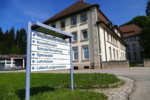 Die Rehaklinik in Malsburg-Marzell steht den Krankenhäusern bei