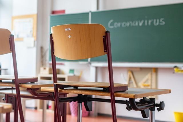 Wissenschaftler wollen Schulen schrittweise wieder öffnen