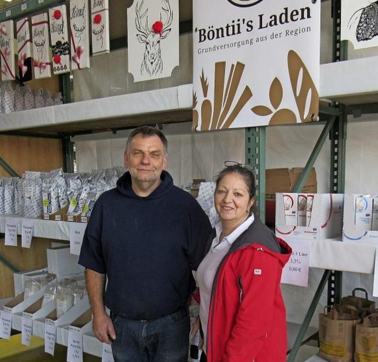 Ulrich und Christine Bönte haben auf d...ndustriebetrieb am Leben zu erhalten.   | Foto: Susanne Kerkovius
