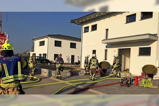 Kellerbrand in Eschbach