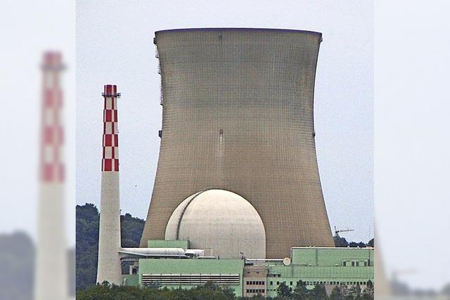 Wegen Corona-Krise kürzere Revision im Atomkraftwerk