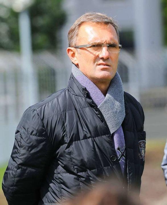 Milorad Pilipovic, später erfolgreiche...ar die Vorbildfigur beim Bahlinger SC.  | Foto: Meinrad Schön