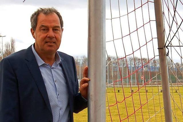 Binzens Neubaugebiet liegt am Ortskern – auf dem alten Fußballplatz