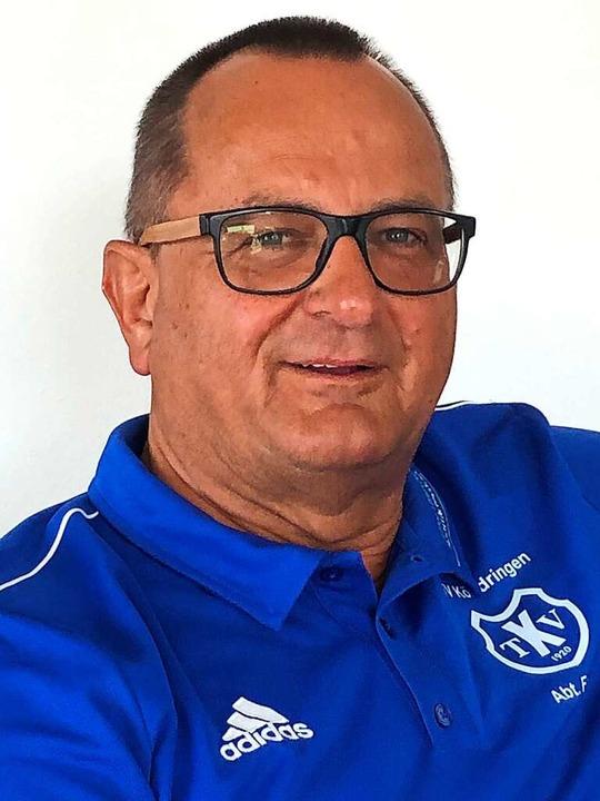 Harald Meier ist Vorsitzender des TV Köndringen  | Foto: TV Köndringen