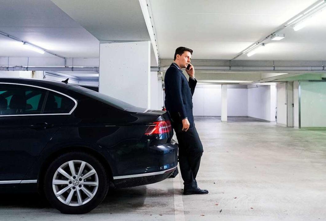 Wer seinen Firmenwagen aufgrund der ak...rtung als bisher für ihn sinnvoll ist.    Foto: Alexander Heinl (dpa)