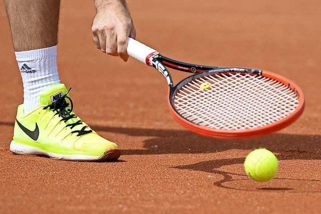 Trotz 20 Metern Abstand ist auch Tennis verboten – warum eigentlich?