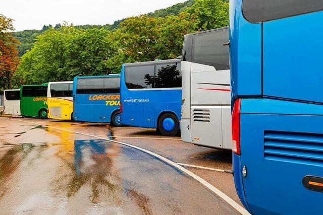 Für Busunternehmen aus dem Breisgau geht es um die Existenz